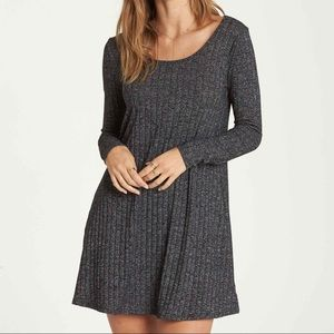 Billabong Heart to Heart Long Sleeve Dress